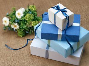 cadeau d'affaires
