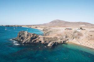 l'île de Lanzarote en voiture