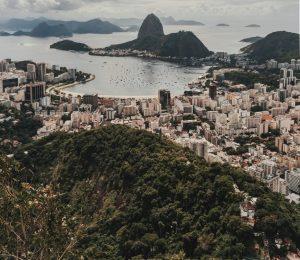 Le Brésil, une destination d'atterrissage idéale pour un voyage sportif